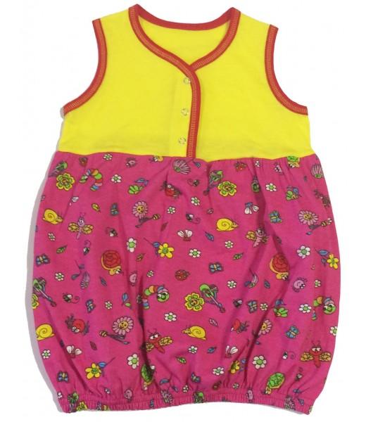 Платье детское (кулирка)