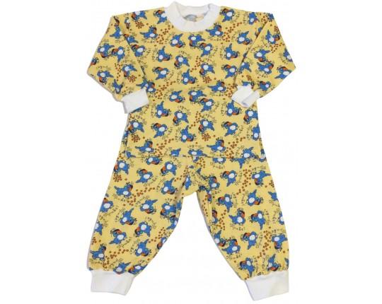 Пижама детская, футер