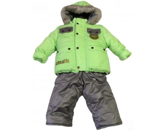 Детский зимний комплект: куртка и штаны