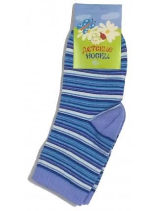 Детские носки разноцветные, хлопок