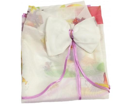 Балдахин для детской кроватки, вуаль