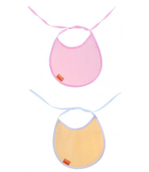 Нагрудник из клеёнки с ПВХ-покрытием, на завязках