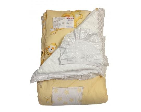 Комплект на выписку для новорожденного (9 предметов)
