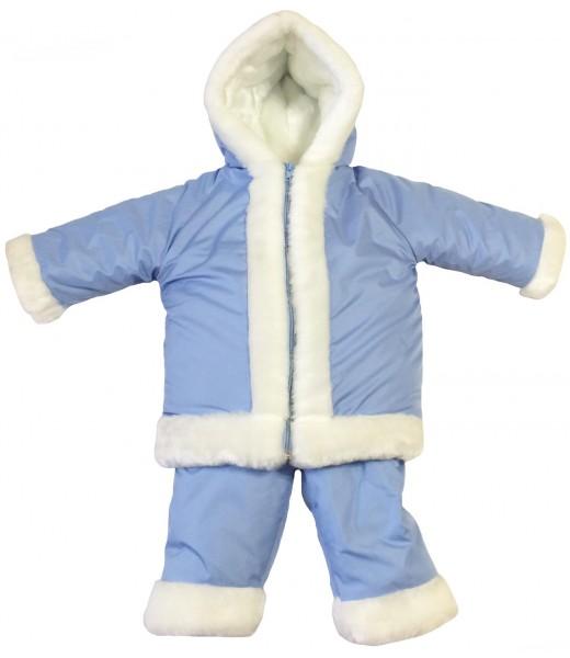 Детский зимний комплект: штаны и куртка