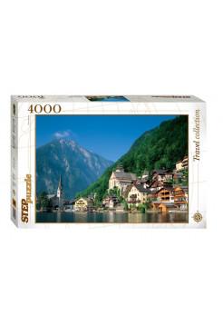"Пазл 4000 деталей ""Австрия. Хальсштадт"" Step Puzzle (85401)"