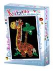 """Картина из пайеток """"Жираф"""", набор для творчества"""