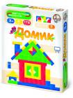 """Магнитная мозаика без игрового поля """"Домик"""", 176 дет."""