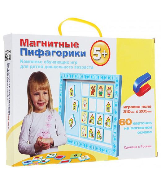 """Обучающая игра """"Пифагорики №3"""""""