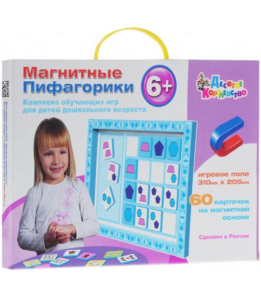 """Магнитные """"Пифагорики №4"""""""