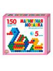 Мозаика магнитная (шестигранная 20 мм, 5 цветов, 150 штук)