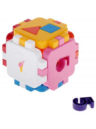 """Кубик-пазл """"Логика"""""""