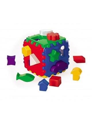 """Сортер """"Большой логический куб"""""""