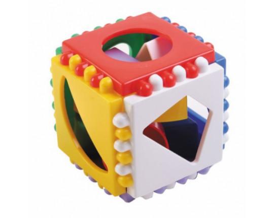 """Сортер """"Маленький логический куб"""""""