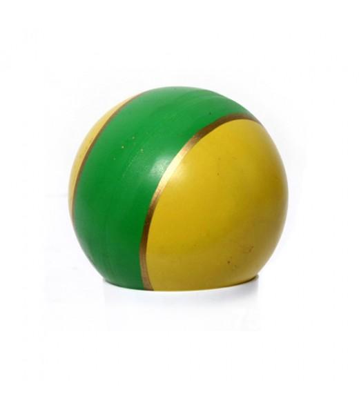 Мяч полосатый, малый, 7.5 см