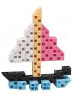 """Конструктор """"Artec Blocks"""" Нейтральные цвета, 54 элемента"""