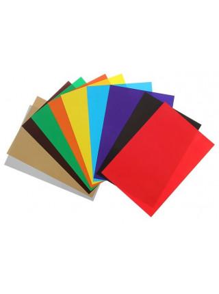 "Цветная бумага Disney ""Самолеты"", 10 цветов"