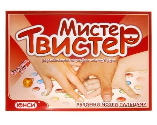 """Настольная игра """"Мистер Твистер"""""""