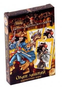 """Настольная карточная игра """"Пираты Карибского моря"""""""
