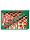 Набор для игры в шашки с двусторонним полем