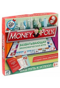 """Игра экономическая """"Money Polys"""
