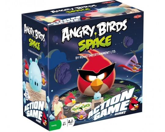"""Игра """"Angry Birds. Космос"""""""