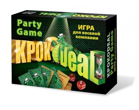 Кроко Deal - игра для вечеринки